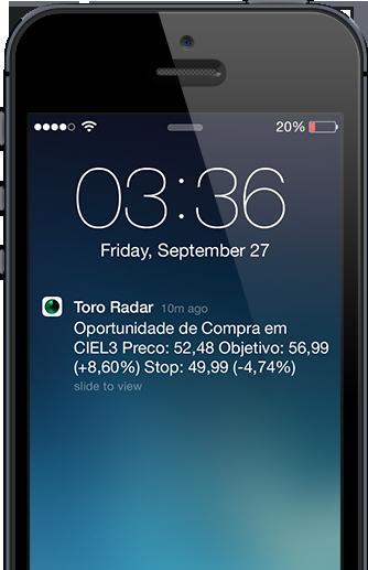iOS App Notification
