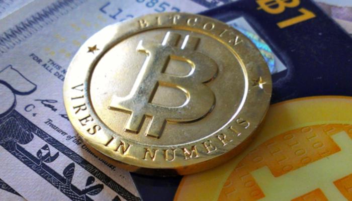 Bitcoin é uma moeda digital