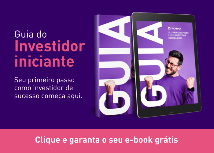 E-book Guia do investidor iniciante