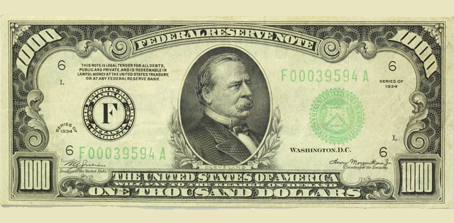 Mil Dólares
