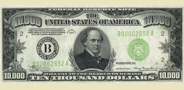 Dez Mil Dólares
