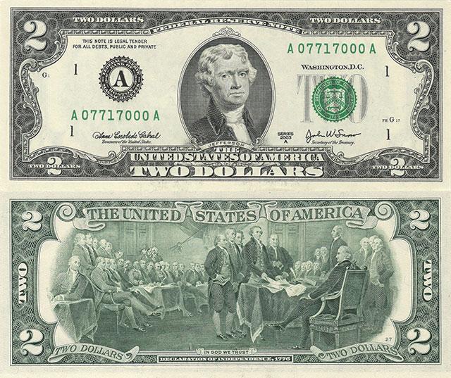 Dois Dólares