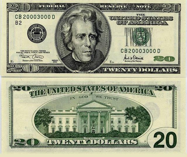 Vinte Dólares
