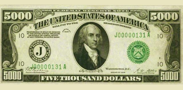 Cinco Mil Dólares