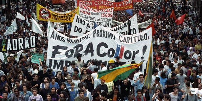 Impeachment: Fora Collor